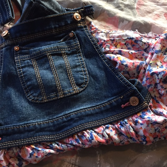 Jordache Other - Jordache overall dress